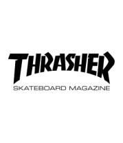 Детская футболка  Thrasher Scateboard Magazine