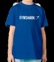 Детская футболка  Gymshark logo text
