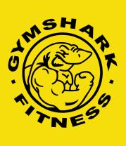 Детская футболка  GymShark Fitness