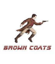 Женская футболка  Browncoats or Bladerunners