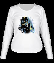 Женская футболка с длинным рукавом Слёзы Роя