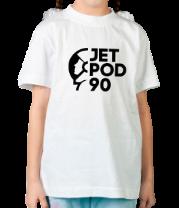 Детская футболка  JetPOD90