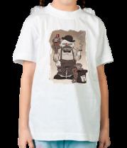 Детская футболка  Сварливый Клоун