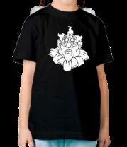 Детская футболка  Печальный клоун
