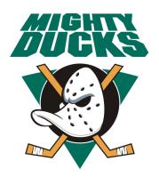 Кружка Anaheim Mighty Ducks