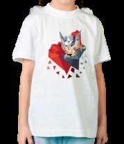 Детская футболка  Polygon Thor