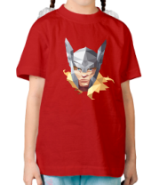 Детская футболка  Geometric Thor