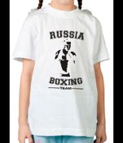 Детская футболка  Box Team