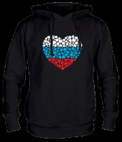 Толстовка Сердце России
