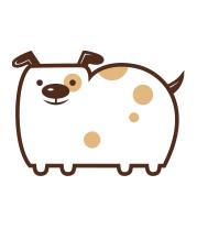 Детская футболка  Dosheen The Dog