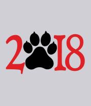 Толстовка Новый год 2018