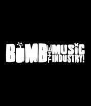 Женская футболка с длинным рукавом BOMB the music industry
