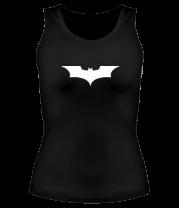 Женская майка борцовка Batman