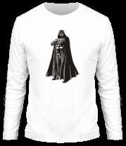 Мужская футболка с длинным рукавом Darth Vader