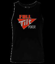 Мужская майка Full Tilt Poker