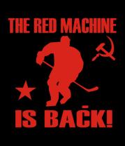 Женская майка борцовка Красная машина вернулась!