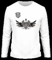 Мужская футболка с длинным рукавом Кельтский орнамент
