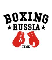 Мужская футболка  Boxing Russia