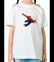 Детская футболка  Человек Паук
