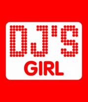 Мужская футболка  Dj's Girl