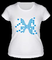 Женская футболка  Шарики