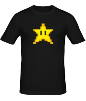Мужская футболка  Звезда