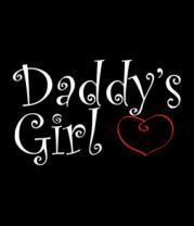 Толстовка Daddy's Girl