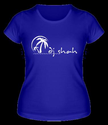 Женская футболка  Dj Shah