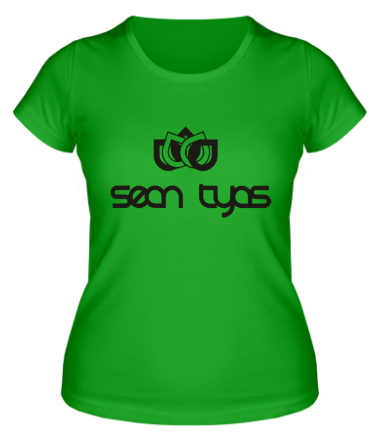 Женская футболка  Sean Tyas