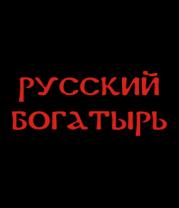 Толстовка без капюшона Русский богатырь