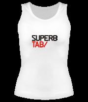 Женская майка борцовка Super tab