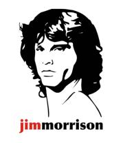 Мужская майка Jimm Morrison