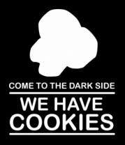 Мужская майка Come to DS we have Cookies