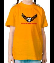Детская футболка  Dark side of Drum&Bass