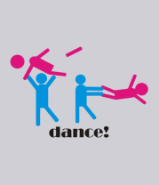 Толстовка Dance