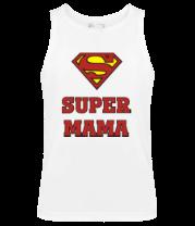 Мужская майка Super Мама