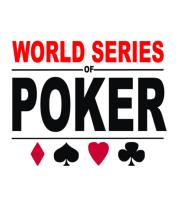 Мужская футболка  World series of poker
