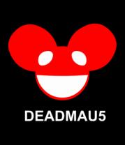 Мужская майка Deadmau5