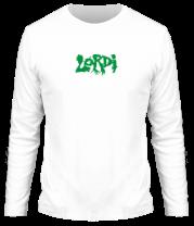 Мужская футболка с длинным рукавом Lordi