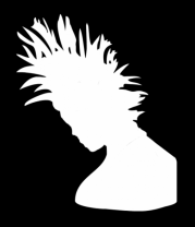 Шапка Punk-girl