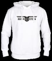 Толстовка Rammstein (Рамштайн) - крылья