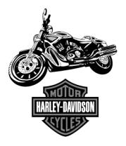 Мужская футболка с длинным рукавом Harley Davidson