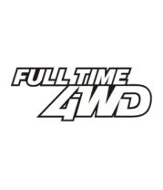 Бейсболка 4WD Full Time