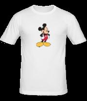 Мужская футболка  Микки Маус
