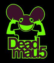 Женская майка борцовка Deadmau5
