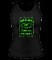 Женская майка борцовка Jack Daniels