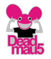 Толстовка без капюшона DeadMau5