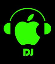Толстовка Apple DJ
