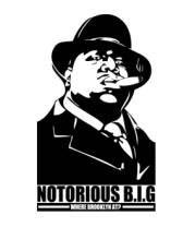 Мужская майка Notorious BIG