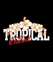 Толстовка без капюшона Tropical